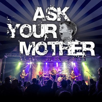 ASK YOUR MOTHER Logo