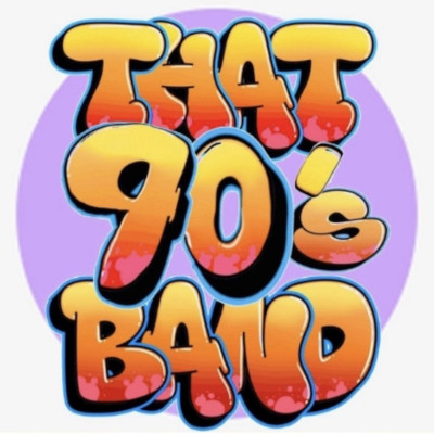 THAT 90s BAND Logo