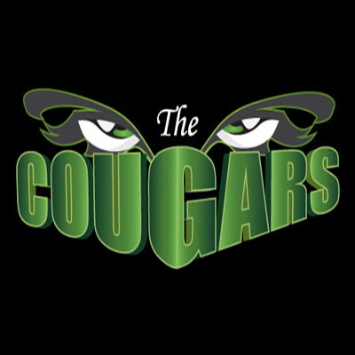 THE COUGARS Logo