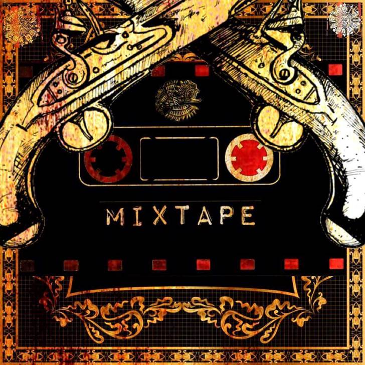 THE MIXTAPE Logo